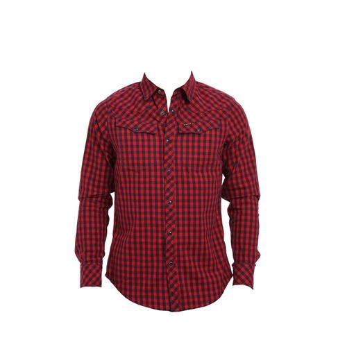 g star hemd rot