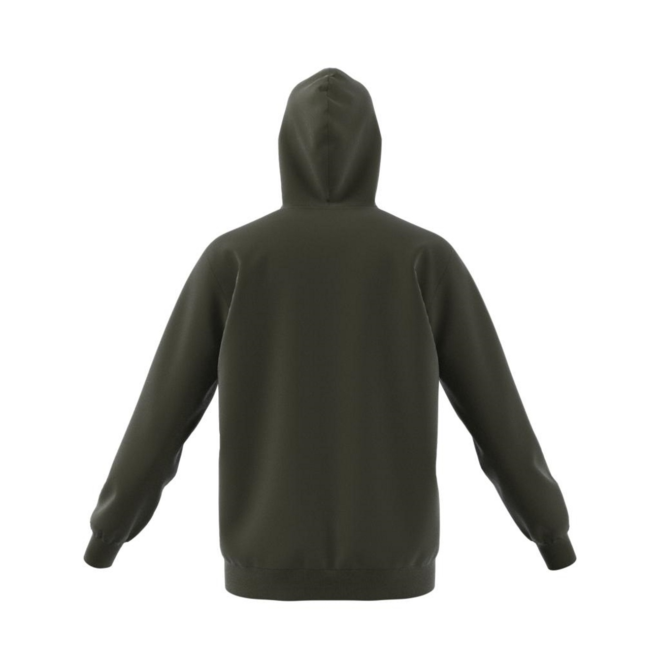 French Khaki Herren Unisex Cargo Trefoil Adidas Night Hooded Sweat Grün nWwzqv7