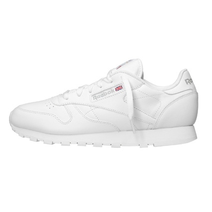 Reebok Classic Pelle  BIANCO Donna Scarpa STYLE WHITE BIANCO  d3a47f