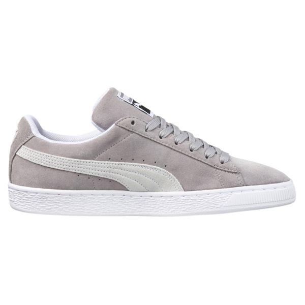 Weiss Neu bianca Suede Ash 365347 Lifestyle Halbschuh Sneaker Classic Unisex Puma axTwIURqZ