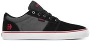 Etnies Barge LS Grau Rot White Weiss Halbschuh Grey Red White Rot Unisex Sneaker ... 534aa5